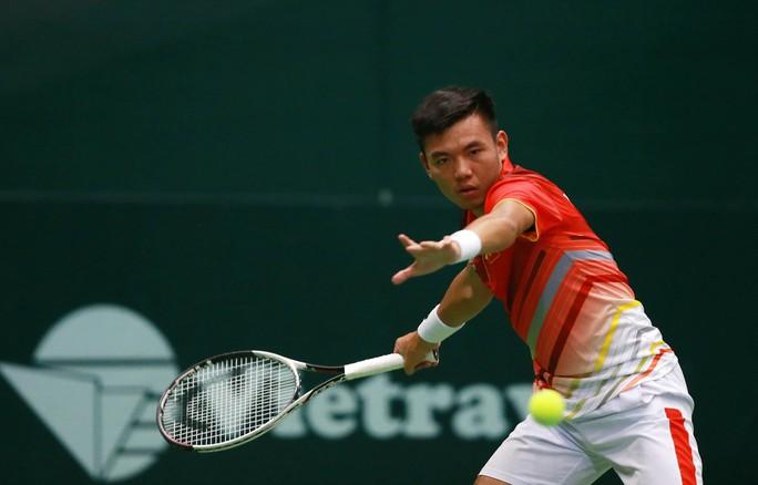Hoàng Nam bất ngờ bị loại bởi tay vợt vô danh - Ảnh 2.