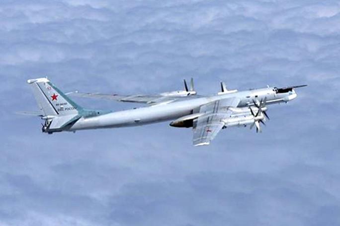 """Máy bay Nga – Trung Quốc """"rủ nhau"""" xâm phạm không phận Hàn Quốc - Ảnh 1."""