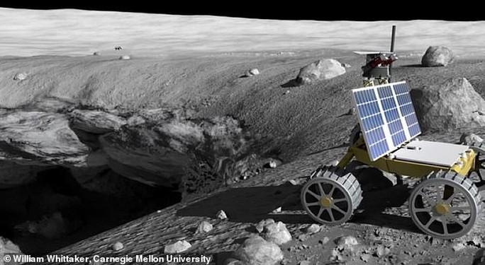 Mặt trăng của trái đất là kho bạch kim khổng lồ? - Ảnh 2.