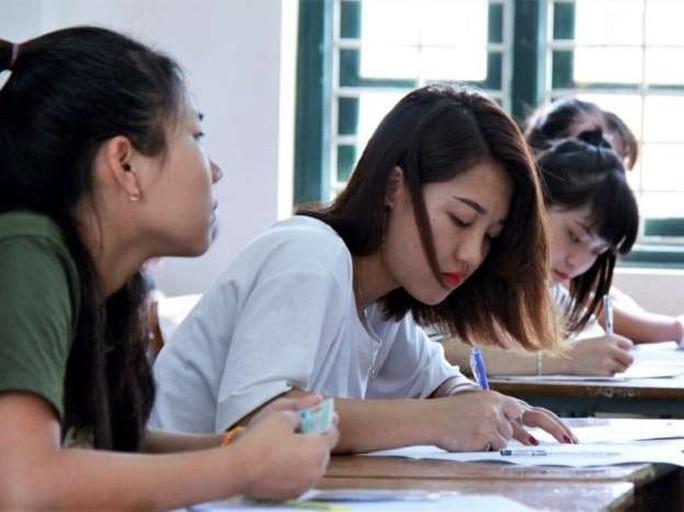 Trường ĐH Luật TP HCM công bố điểm trúng tuyển - Ảnh 1.