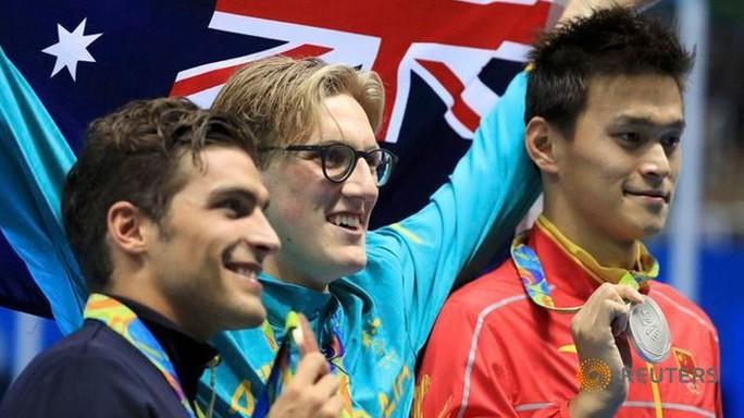 Siêu kình ngư  Trung Quốc vướng scandal, chờ ra tòa vì doping - Ảnh 3.