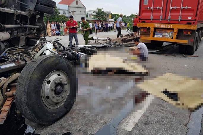 Thông tin bất ngờ về các vụ tai nạn thảm khốc ở Hải Dương làm 7 người tử vong - Ảnh 1.