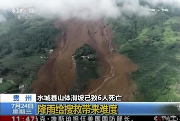 Bão sét, lở đất giết 32 người ở Ấn Độ và Trung Quốc - Ảnh 2.