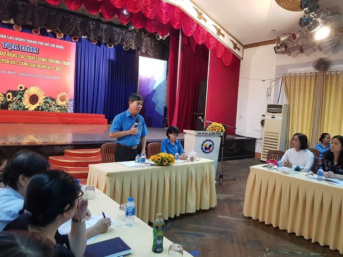 Nâng giá trị học bổng Nguyễn Đức Cảnh để động viên con CNVC-LĐ khó khăn - Ảnh 1.