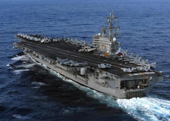 Chưa kẻ thù nào dám tấn công tàu sân bay Mỹ, vì sao? - Ảnh 1.