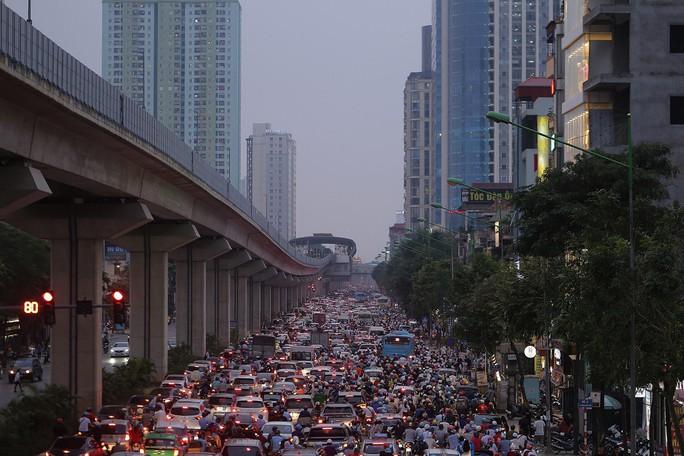Chủ phương tiện khi lái xe vào nội thành Hà Nội sẽ bị trừ tiền ngay lập tức trong tài khoản? - Ảnh 1.