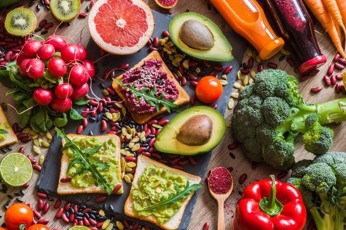 Ăn chay thế nào để bảo đảm sức khỏe? - Ảnh 1.