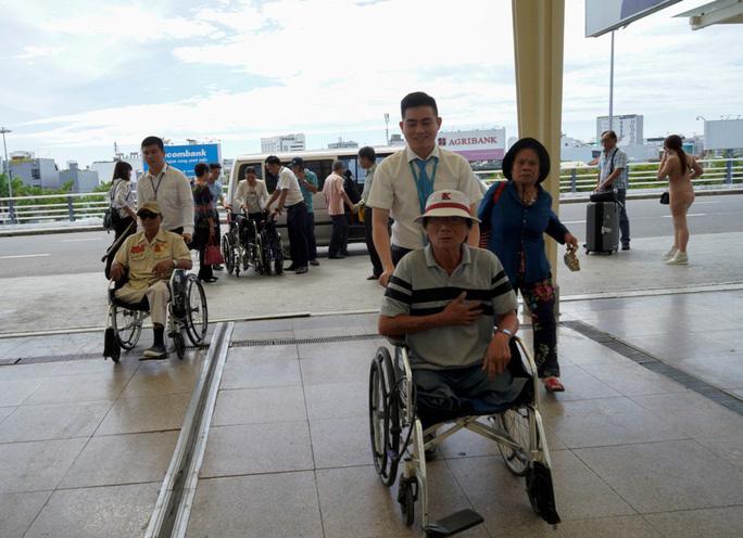 Hành trình đặc biệt tới Hà Nội của cựu tù Côn Đảo và thương binh chiến trường Campuchia - Ảnh 5.