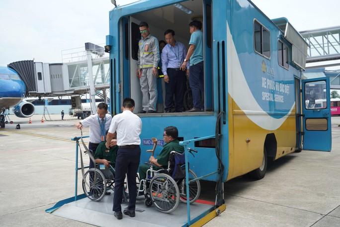 Hành trình đặc biệt tới Hà Nội của cựu tù Côn Đảo và thương binh chiến trường Campuchia - Ảnh 20.