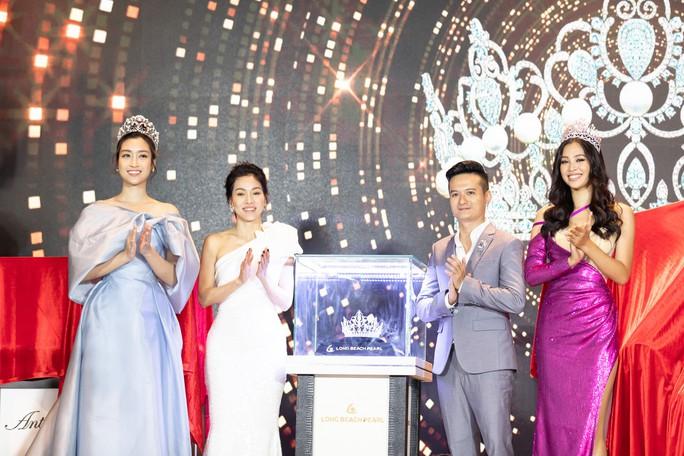 Vương miện tân Hoa hậu Thế giới Việt Nam 2019 trị giá 3 tỉ đồng - Ảnh 1.