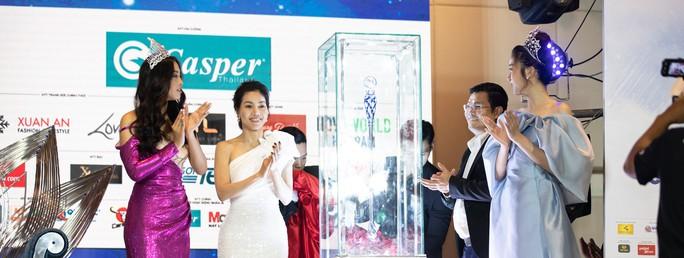 Vương miện tân Hoa hậu Thế giới Việt Nam 2019 trị giá 3 tỉ đồng - Ảnh 3.