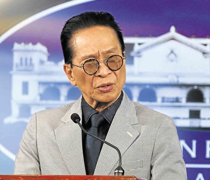 Philippines bác lập trường của Trung Quốc về biển Đông - Ảnh 1.
