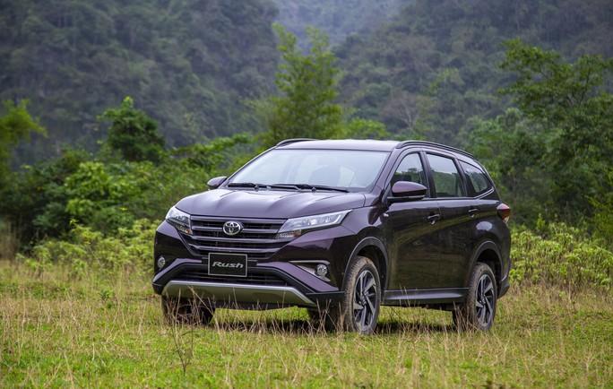 Toyota triệu hồi gần 1.600 xe Rush bị lỗi hệ thống túi khí - Ảnh 1.