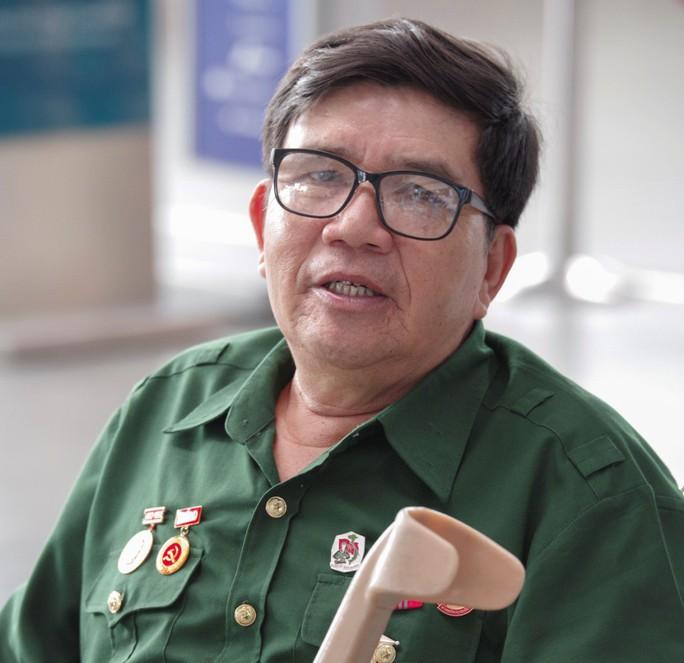 Hành trình đặc biệt tới Hà Nội của cựu tù Côn Đảo và thương binh chiến trường Campuchia - Ảnh 1.