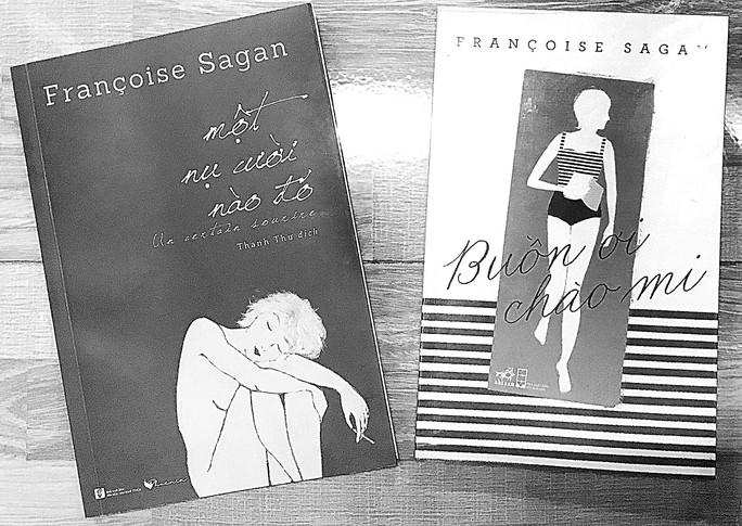 Françoise Sagan - Văn chương sầu não của nước Pháp - Ảnh 1.
