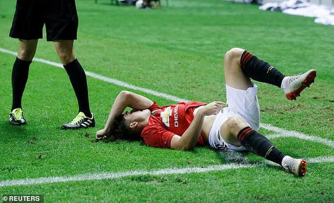 Man United đấu võ đài, hạ gục Tottenham ở Thượng Hải - Ảnh 3.