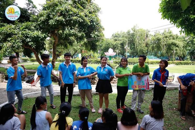 5.000 con CNVC-LĐ tham gia trại hè Thanh Đa - Ảnh 3.