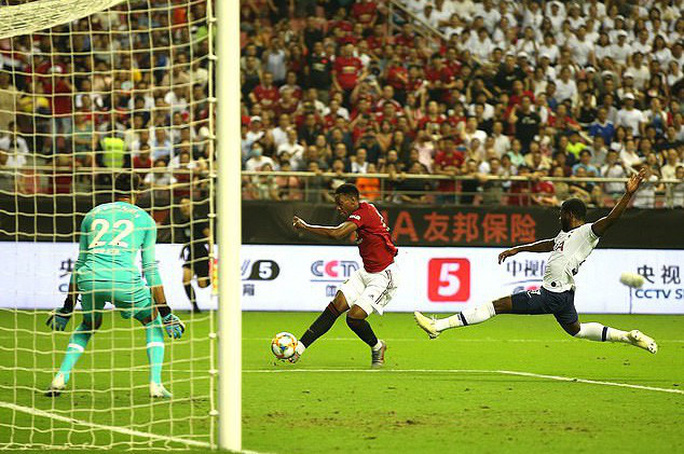 Man United đấu võ đài, hạ gục Tottenham ở Thượng Hải - Ảnh 5.