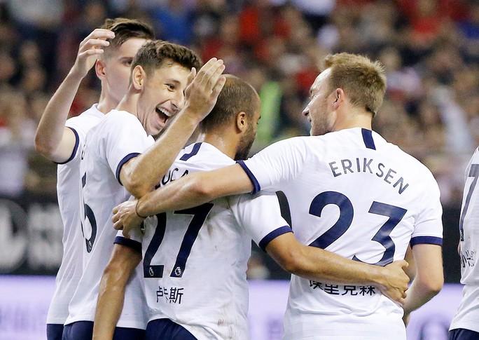 Man United đấu võ đài, hạ gục Tottenham ở Thượng Hải - Ảnh 6.