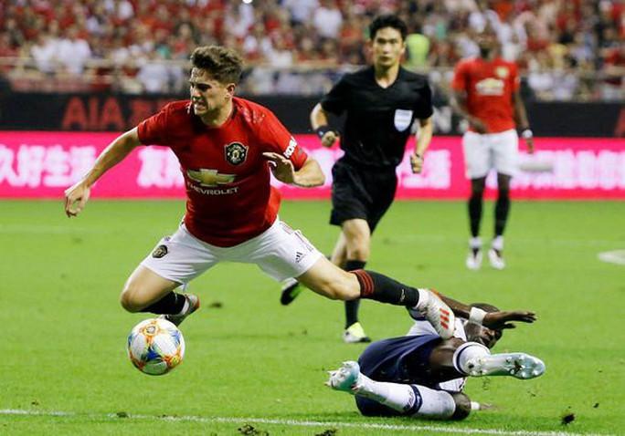 Man United đấu võ đài, hạ gục Tottenham ở Thượng Hải - Ảnh 8.