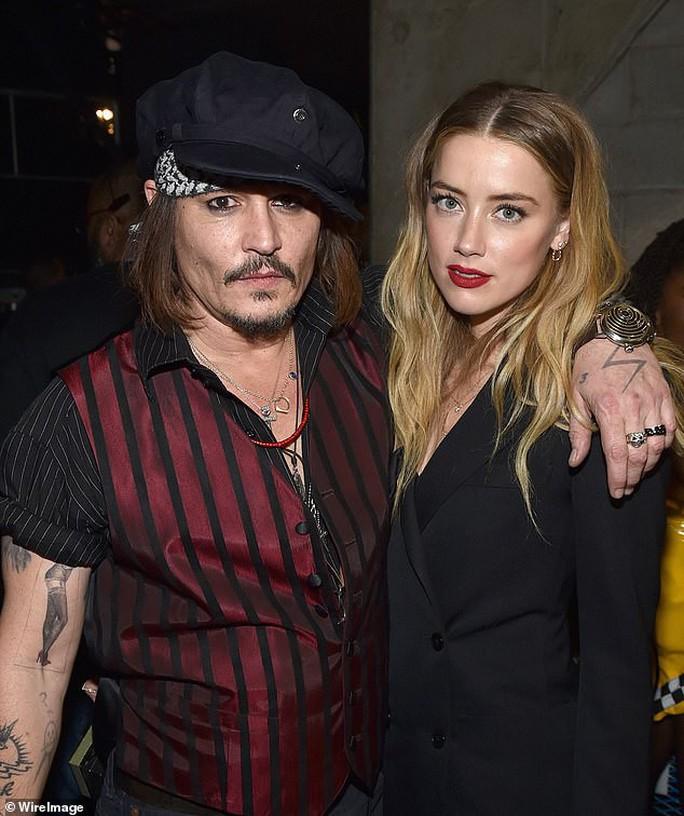 Cướp biển Johnny Depp tung ảnh thê thảm cáo buộc vợ cũ bạo hành - Ảnh 4.