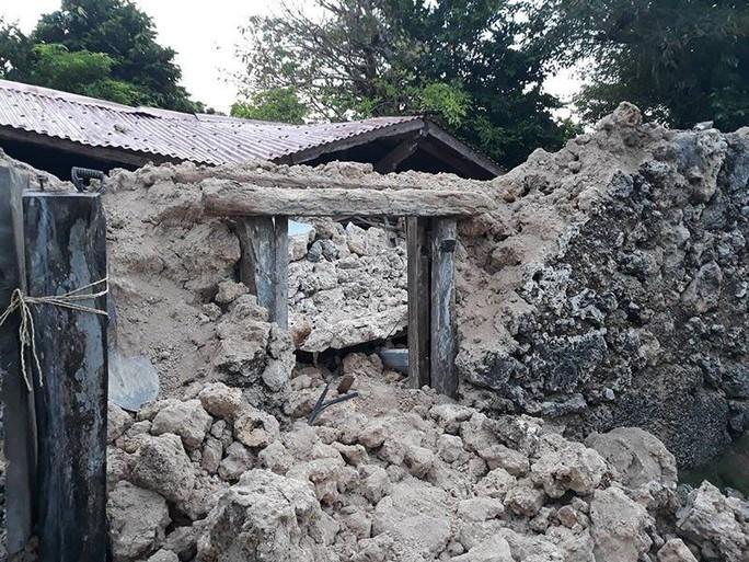 Động đất kép ở Philippines, 68 người thương vong - Ảnh 2.