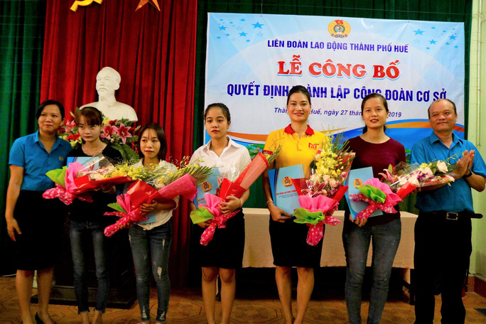 THỪA THIÊN - HUẾ: Nhiều hoạt động mừng ngày thành lập Công đoàn Việt Nam - Ảnh 1.