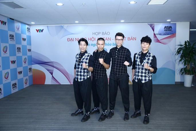 Noo Phước Thịnh, Đông Nhi... hứa hẹn bùng nổ trong đại nhạc hội ASEAN-Nhật Bản - Ảnh 4.