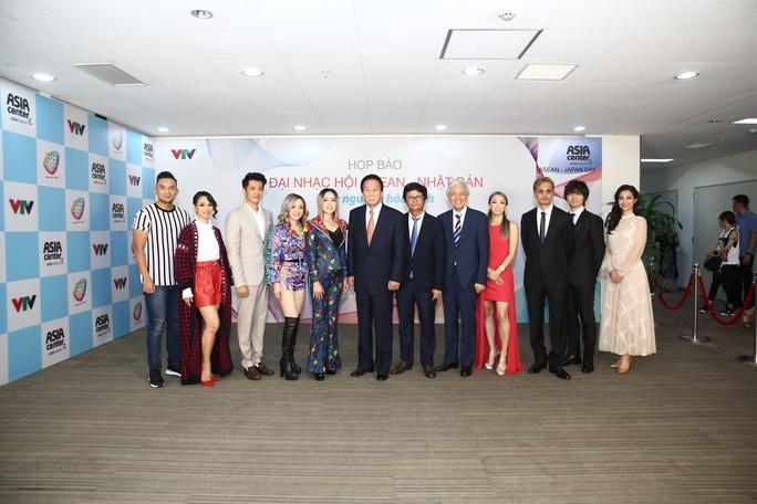 Noo Phước Thịnh, Đông Nhi... hứa hẹn bùng nổ trong đại nhạc hội ASEAN-Nhật Bản - Ảnh 1.