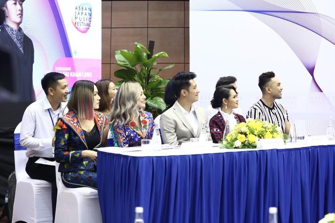 Noo Phước Thịnh, Đông Nhi... hứa hẹn bùng nổ trong đại nhạc hội ASEAN-Nhật Bản - Ảnh 3.