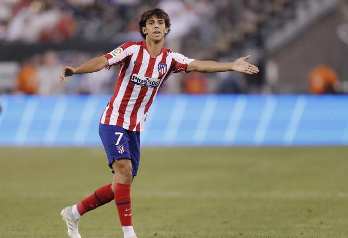 Đua tốc độ kinh hoàng, sao trẻ Atletico Madrid gây sốc La Liga - Ảnh 3.