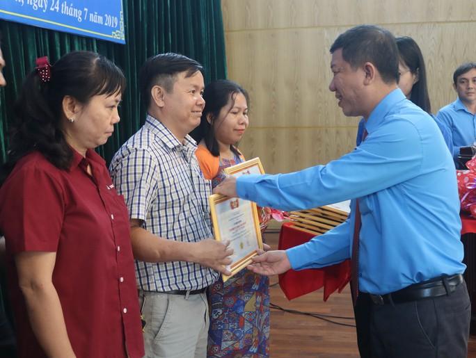 Chủ tịch LĐLĐ TP HCM Trần Thị Diệu Thúy: Hoạt động Công đoàn phải truyền cảm hứng - Ảnh 2.