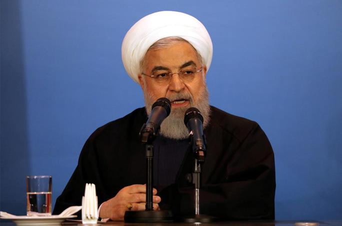 Iran: Anh bắt tàu là vi phạm thoả thuận hạt nhân - Ảnh 2.