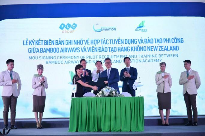 Bamboo Airways đầu tư gần 700 tỉ đồng xây dựng Viện Hàng không đào tạo phi công - Ảnh 3.