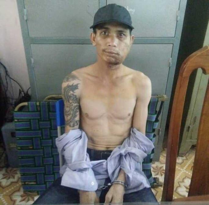 Gã đàn ông bắn người tình rồi bỏ trốn khỏi bệnh viện bị tóm ở Đà Nẵng - Ảnh 1.