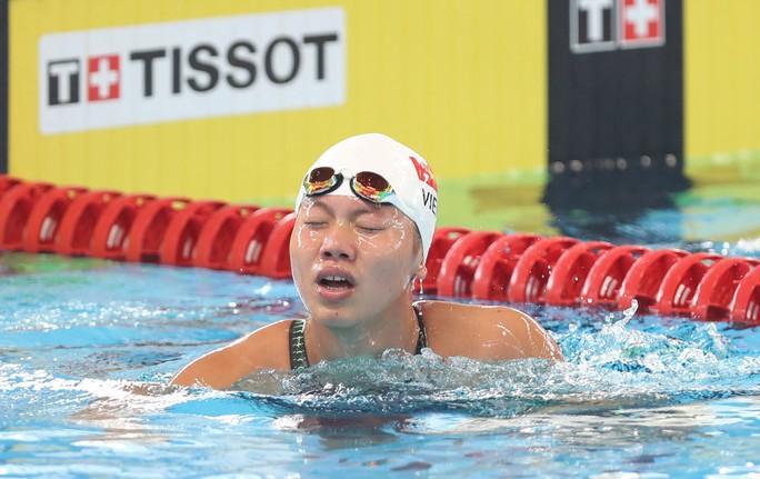 Ánh Viên xa dần giấc mơ Olympic Tokyo - Ảnh 1.
