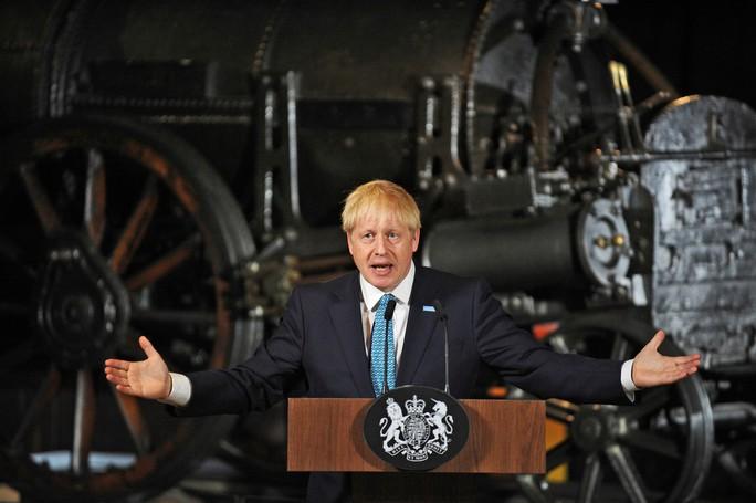 Anh chuẩn bị cho kịch bản Brexit không thỏa thuận - Ảnh 1.