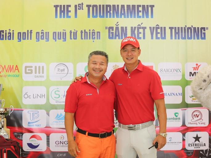230 triệu đồng giúp người nghèo tại Giải Golf BM & Partners Championship lần thứ I - Ảnh 2.