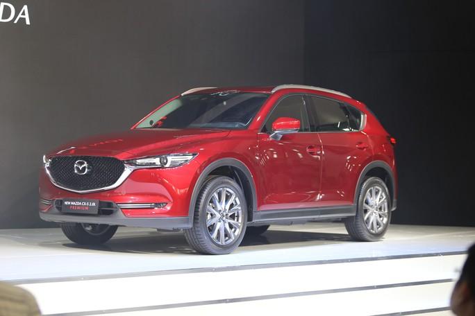 Thaco tung ra thị trường ôtô Mazda CX-5 mới giá 899 triệu đồng - Ảnh 3.