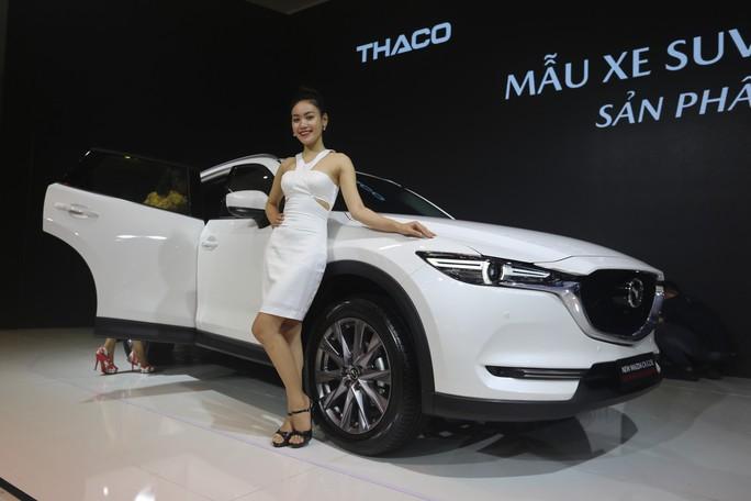 Thaco tung ra thị trường ôtô Mazda CX-5 mới giá 899 triệu đồng - Ảnh 2.