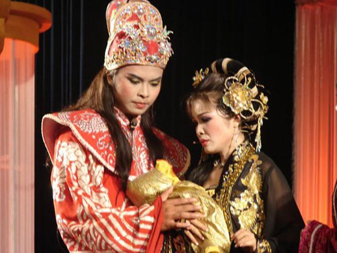 Kép đẹp Võ Minh Lâm gây ấn tượng vai ác - Ảnh 2.