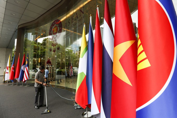 ASEAN chắc chắn bàn về biển Đông - Ảnh 1.