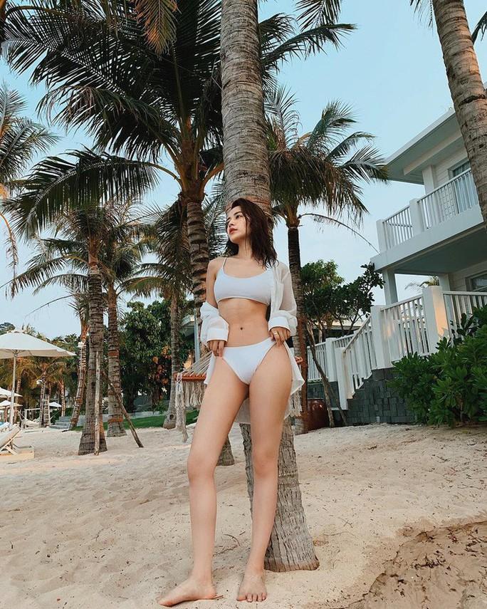 Sao Việt gây bỏng mắt với bikini - Ảnh 6.