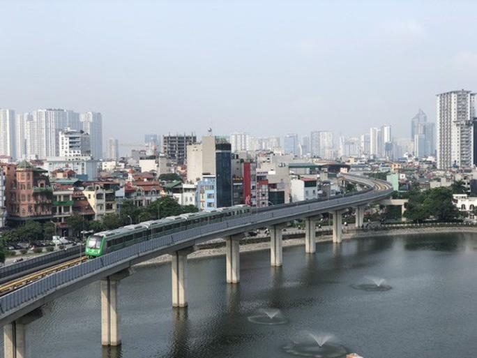 Hà Nội muốn vay hơn 2.300 tỉ đồng vận hành tuyến đường sắt Cát Linh-Hà Đông - Ảnh 1.
