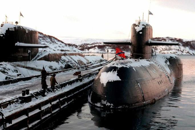 Ông Putin tiết lộ thân phận tàu ngầm bị cháy - Ảnh 2.