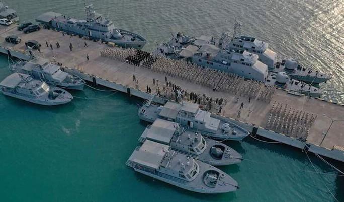 Campuchia bác lo ngại của Mỹ về căn cứ hải quân Ream - Ảnh 1.