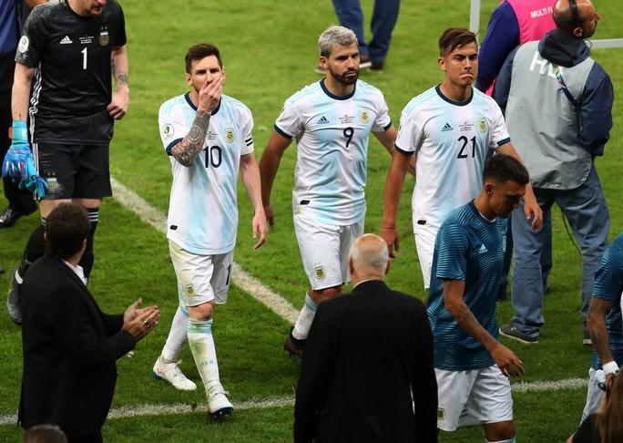 Bỏ Copa America, Argentina sang châu Âu dự Nations League? - Ảnh 1.