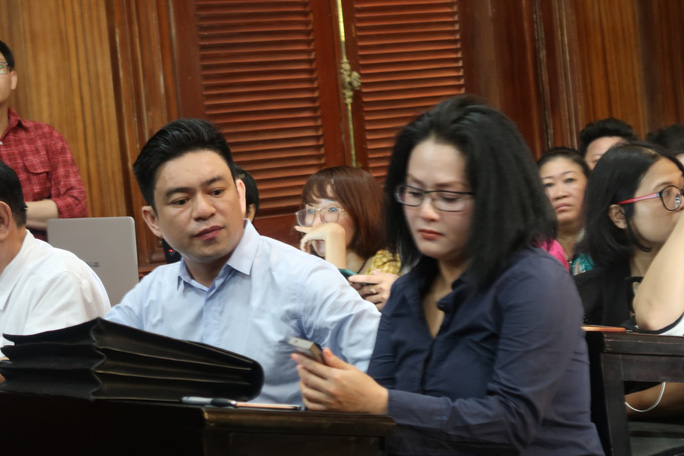 Hai người phụ nữ được bác sĩ Chiêm Quốc Thái nhắc đến trong đơn kháng cáo - Ảnh 1.