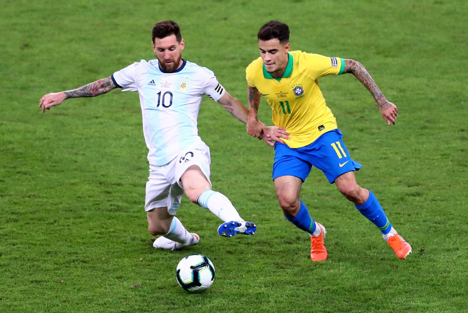 Quật ngã á quân Argentina, Brazil vào chung kết Copa America - Ảnh 7.