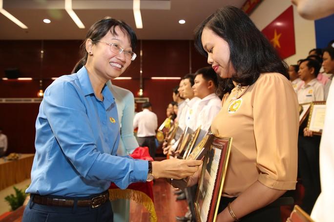 Tháng Công nhân mang lại lợi ích cho gần 900.000 lượt đoàn viên - Ảnh 2.